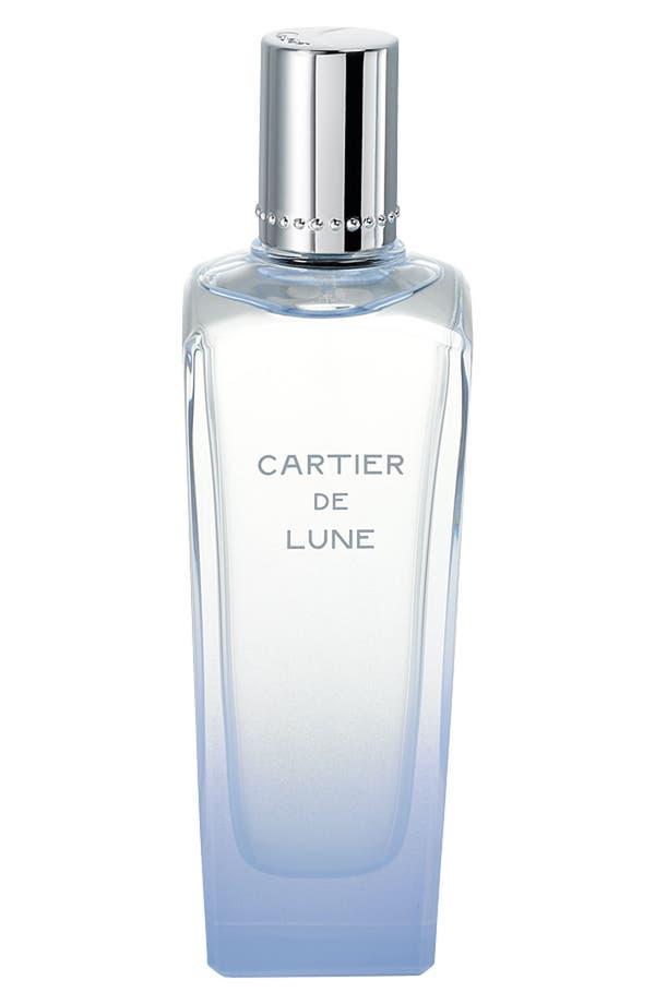 Main Image - Cartier de Lune Eau de Toilette (4.2 oz.)
