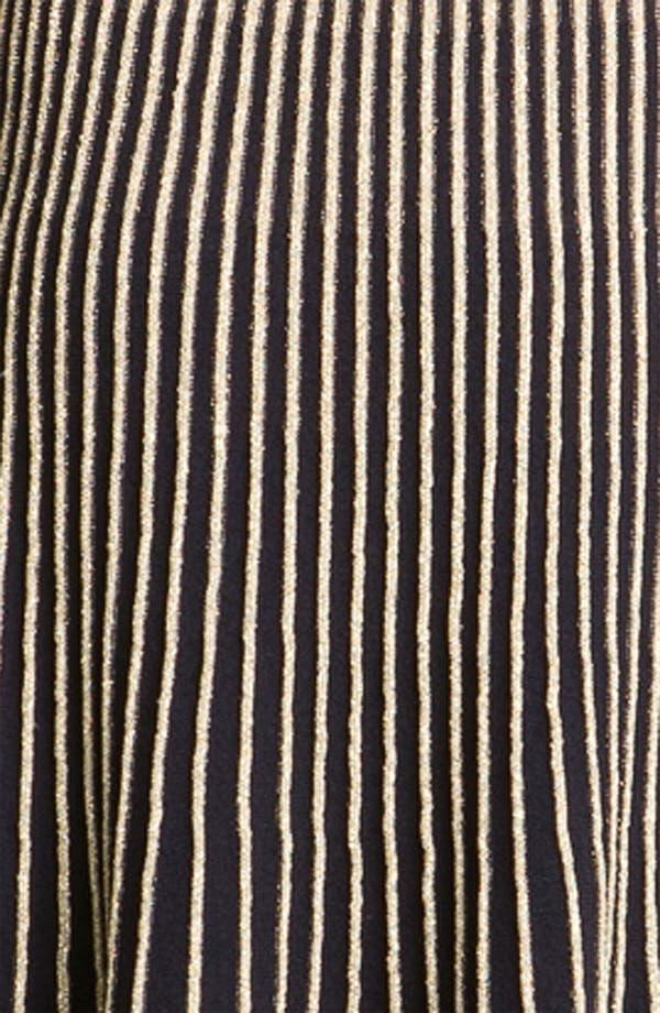 'Paulina' Sweater Dress,                             Alternate thumbnail 3, color,                             Darkest Teal Multi