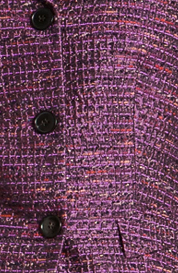 Alternate Image 3  - Lafayette 148 New York 'Melodic' Tweed Jacket
