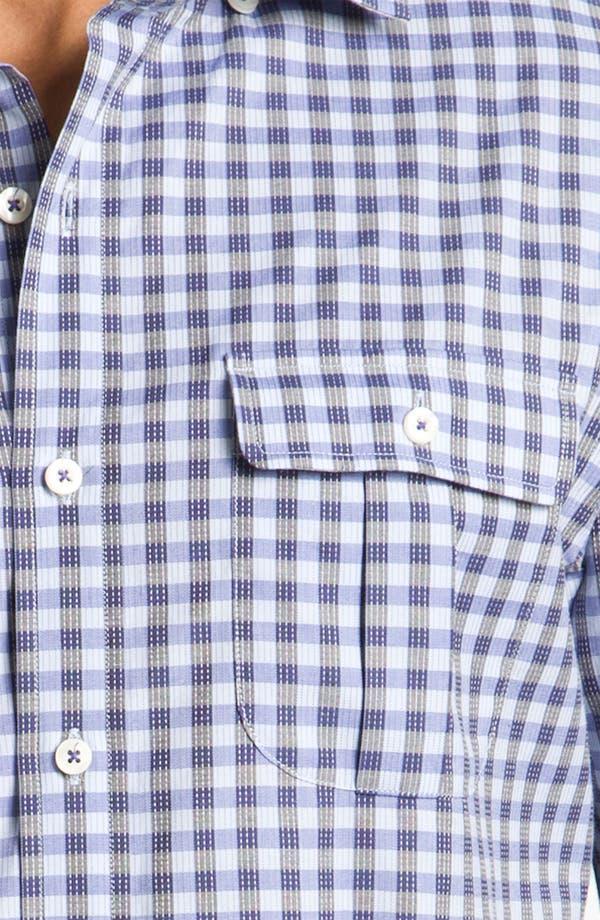 Alternate Image 3  - Tommy Bahama 'Waterway' Sport Shirt