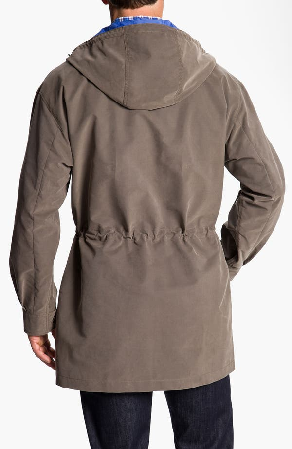 Alternate Image 2  - Façonnable Hooded Coat