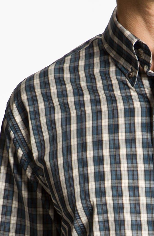 Alternate Image 2  - Cutter & Buck 'Marblemount' Plaid Sport Shirt
