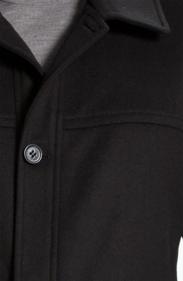 Alternate Image 3  - BOSS Black 'Chester' Regular Fit Wool Blend Coat