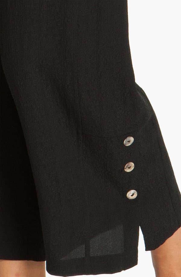 Alternate Image 3  - Citron Silk Crop Pants (Petite)
