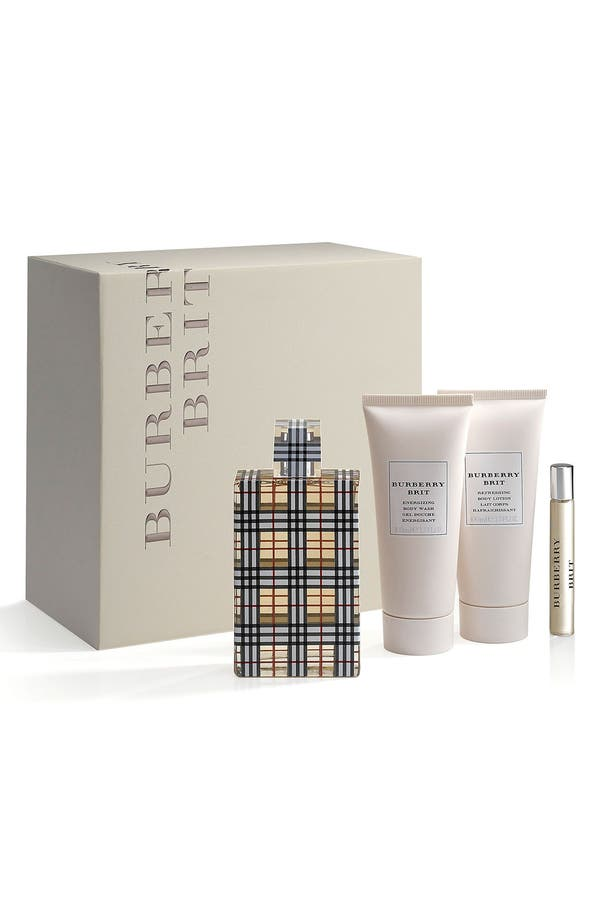 Alternate Image 1 Selected - Burberry Brit Gift Set ($155 Value)
