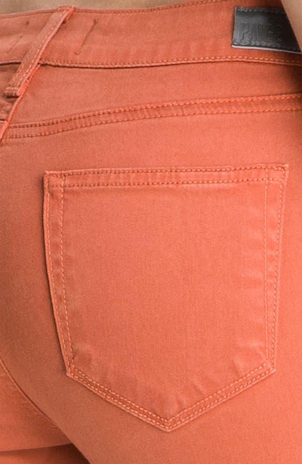 Alternate Image 3  - Paige Denim 'Verdugo' Skinny Stretch Jeans (Picasso)