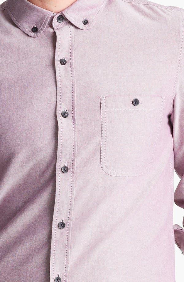Alternate Image 3  - Topman Oxford Shirt