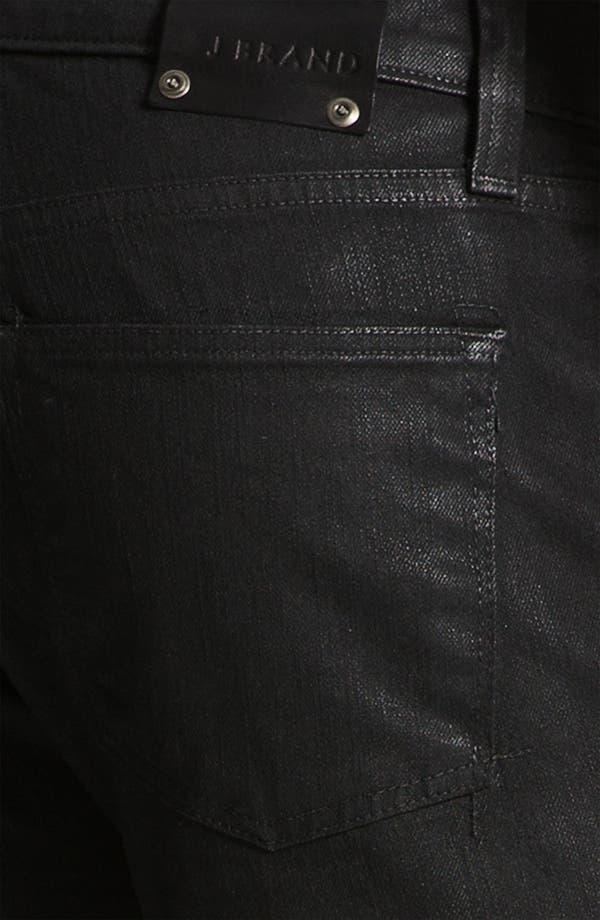 Alternate Image 4  - J Brand 'Kane' Slim Fit Jeans (Underground)
