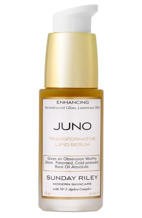 Main Image - Sunday Riley 'Juno' Transformative Lipid Serum