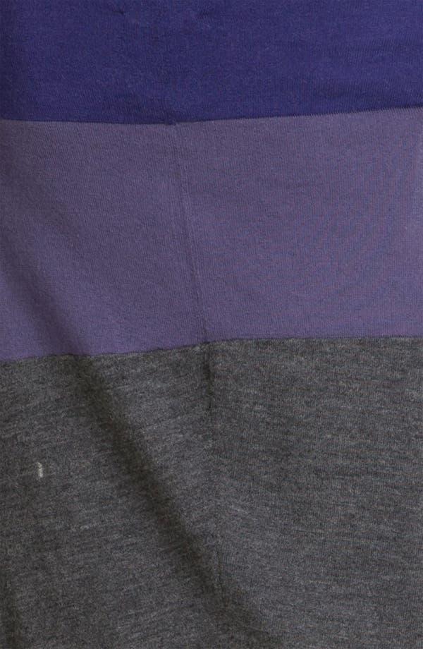 Alternate Image 3  - Eileen Fisher Colorblock Alpaca Cardigan