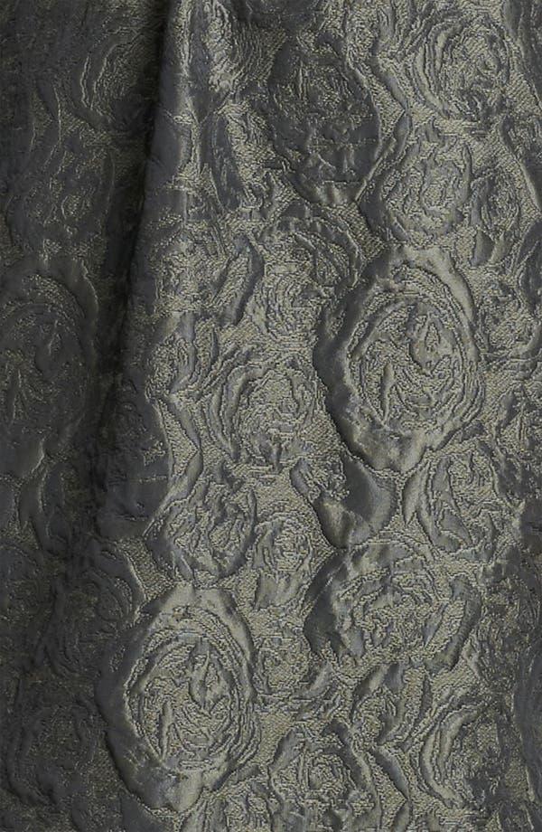 Alternate Image 3  - Burberry London Floral Jacquard Dress