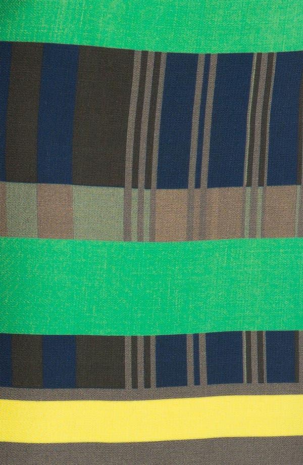 Alternate Image 3  - Lafayette 148 New York Cubism Print Skirt