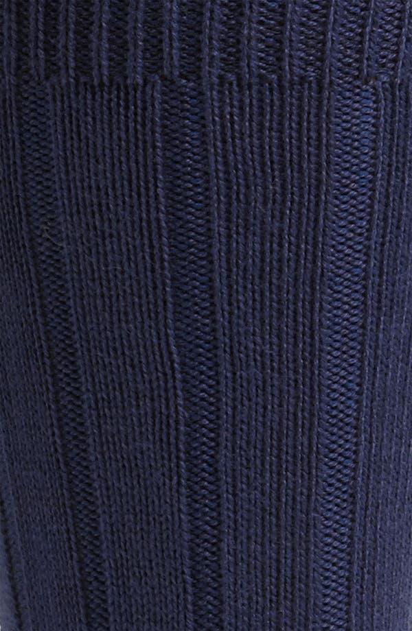 Alternate Image 2  - Scott-Nichol Rib Knit Socks