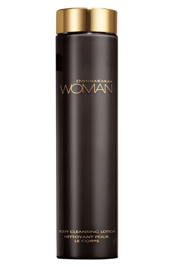 Alternate Image 1 Selected - Donna Karan 'Woman' Body Cleansing Lotion