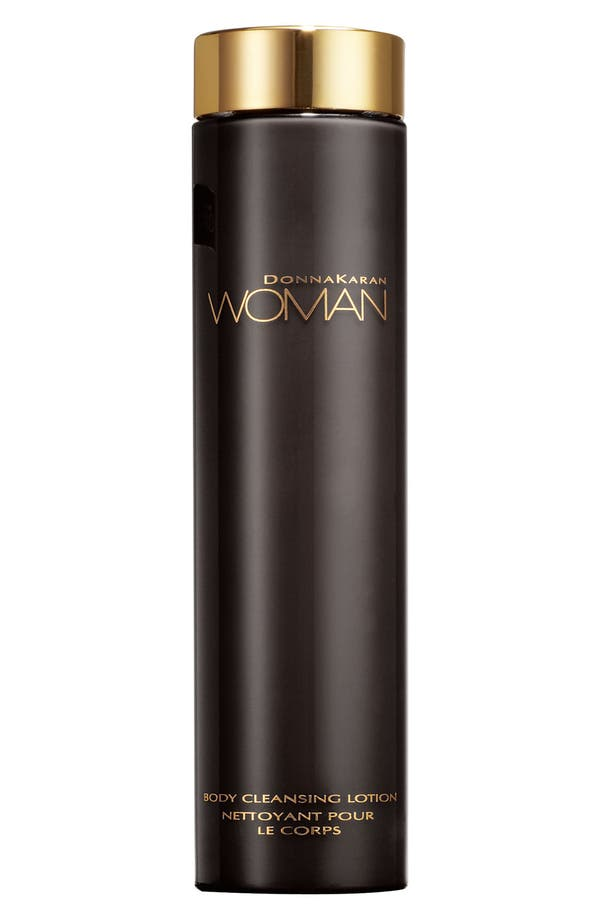 Main Image - Donna Karan 'Woman' Body Cleansing Lotion