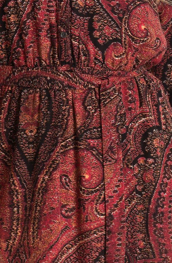 Alternate Image 3  - Lucky Brand 'Oriental Rug' Shirtdress (Online Exclusive)