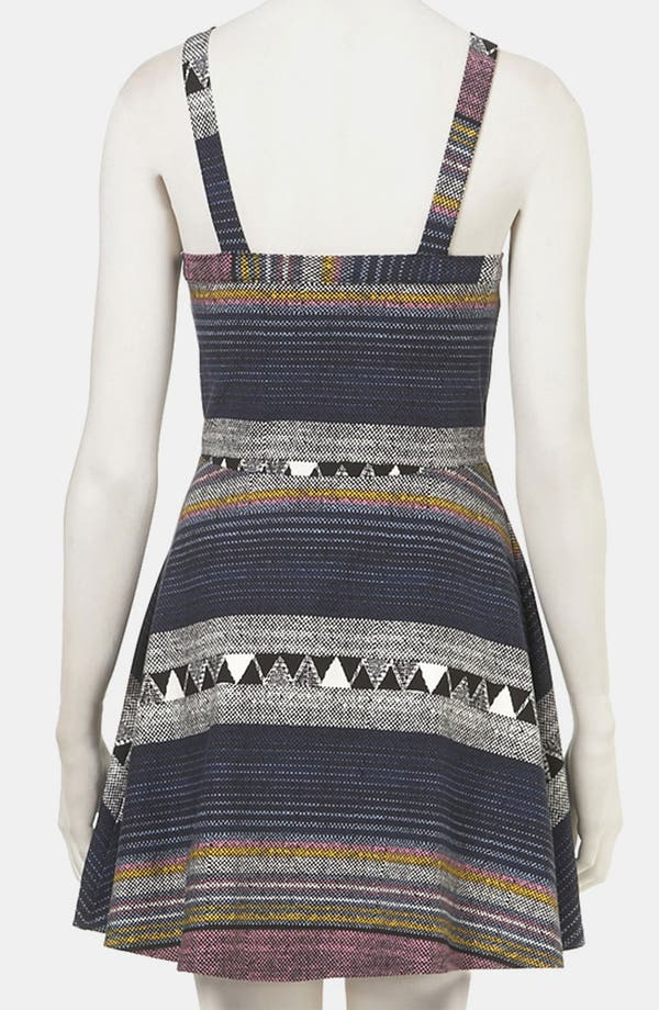 Alternate Image 2  - Topshop Baja Harness Dress