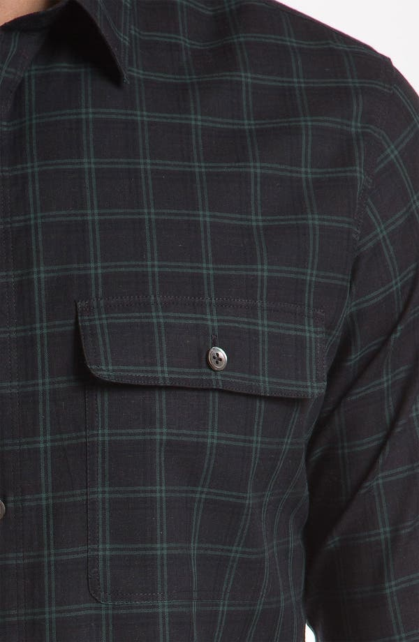 Alternate Image 3  - Theory 'Morvan' Woven Shirt