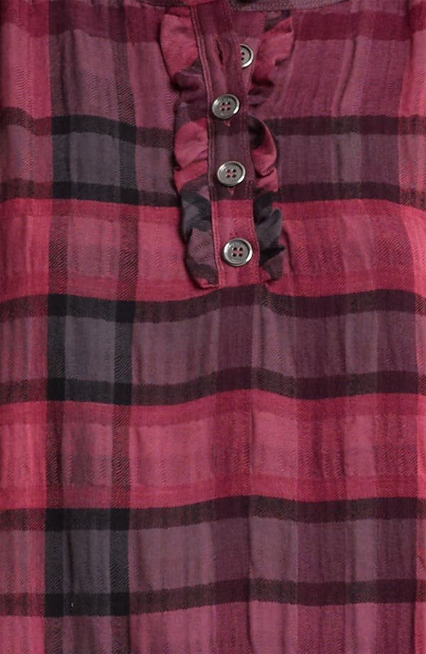 Alternate Image 3  - Burberry Brit Check Print Dress