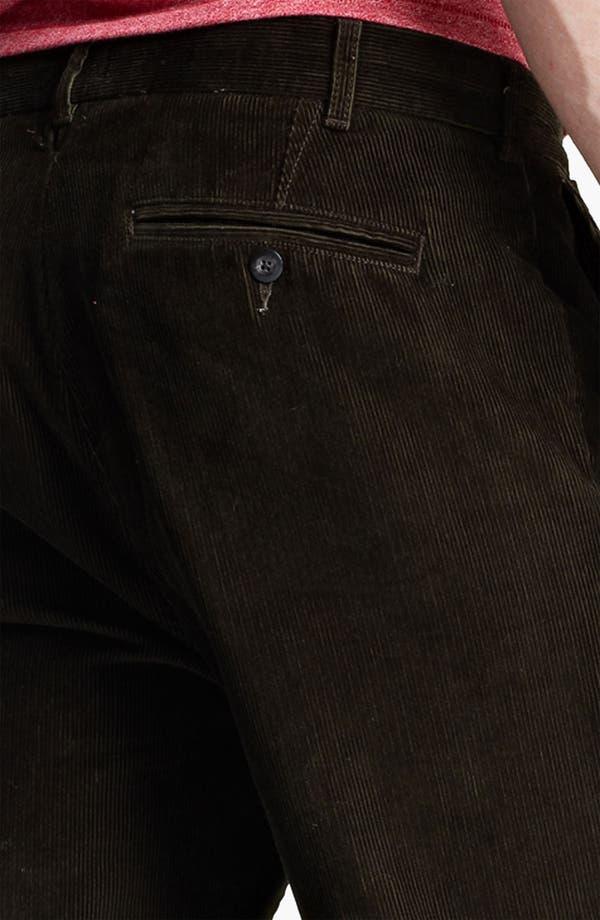 Alternate Image 3  - Jack Spade 'Dolan' Straight Leg Corduroy Pants
