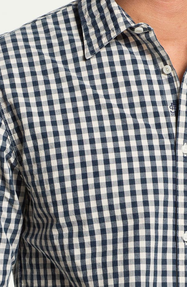 Alternate Image 3  - Scotch & Soda Check Sport Shirt