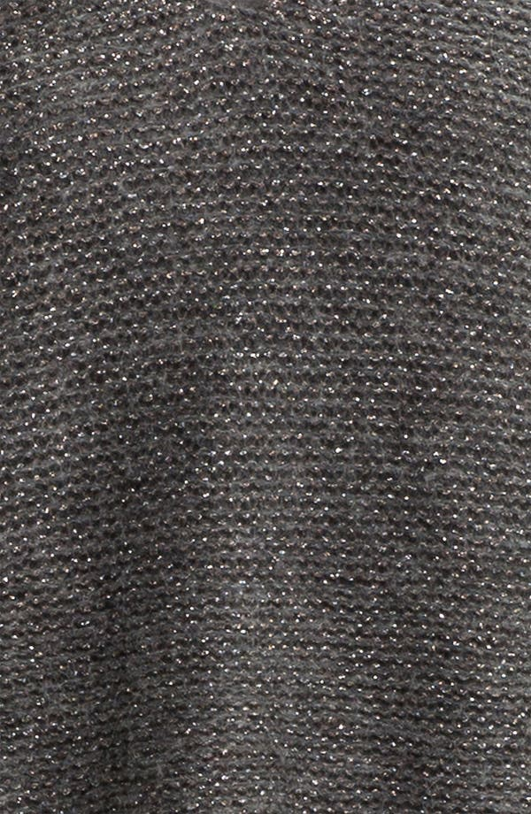 Alternate Image 3  - Eileen Fisher 'Alpaca Sparkle' V-Neck Sweater