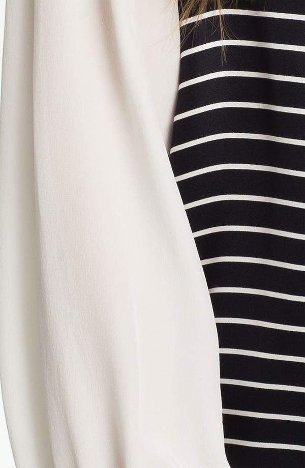 Alternate Image 3  - kate spade new york 'leanne' silk blouse