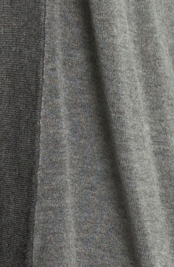 Alternate Image 3  - Eileen Fisher Angled Front Cardigan (Online Exclusive)