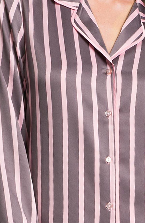 Alternate Image 3  - Nordstrom 'Glam' Satin Pajamas