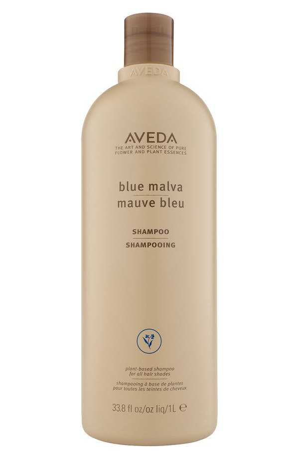 Blue Malva Shampoo,                             Main thumbnail 1, color,                             No Color