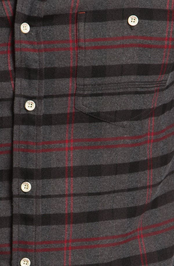 Alternate Image 3  - Howe 'Iron and Resin' Woven Shirt