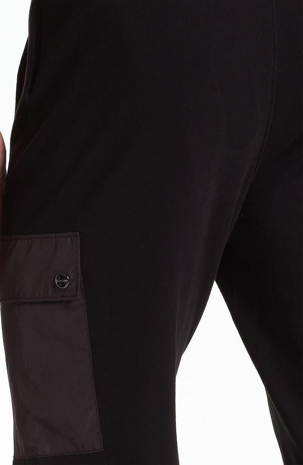 Alternate Image 3  - Michael Kors Fleece Cargo Pants