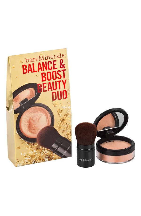 bareMinerals® 'Balance & Boost' Mineral Veil Duo ($42 Value ...