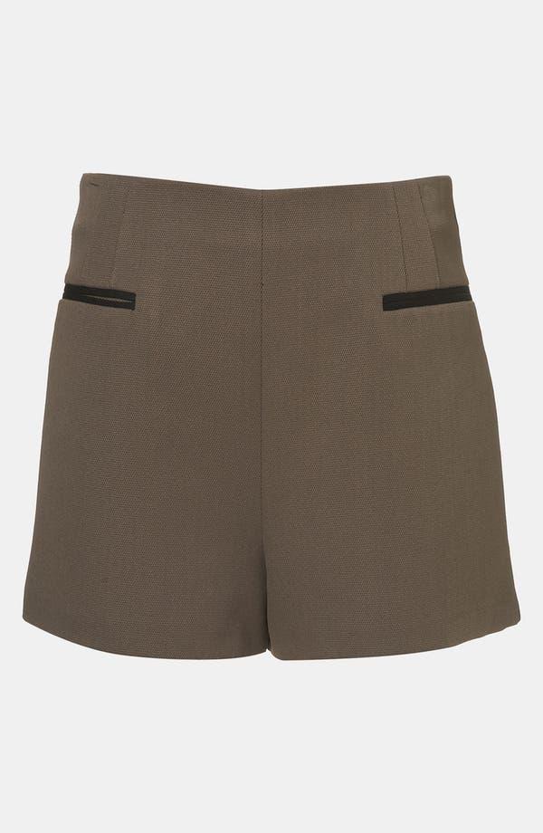 Main Image - Topshop Equestrian Shorts
