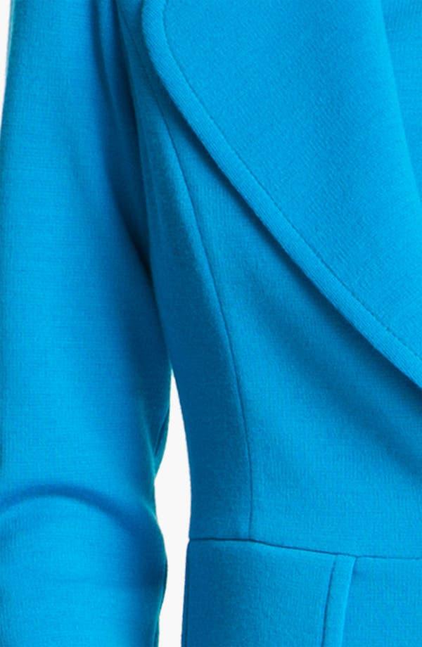 Alternate Image 5  - St. John Collection Milano Knit Peplum Jacket