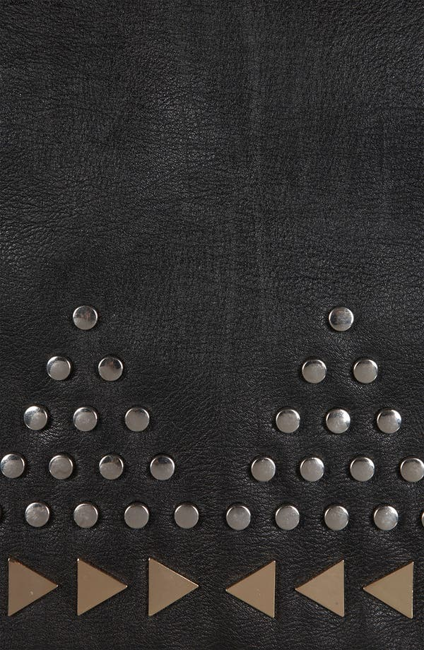 Alternate Image 4  - Topshop Studded Clutch