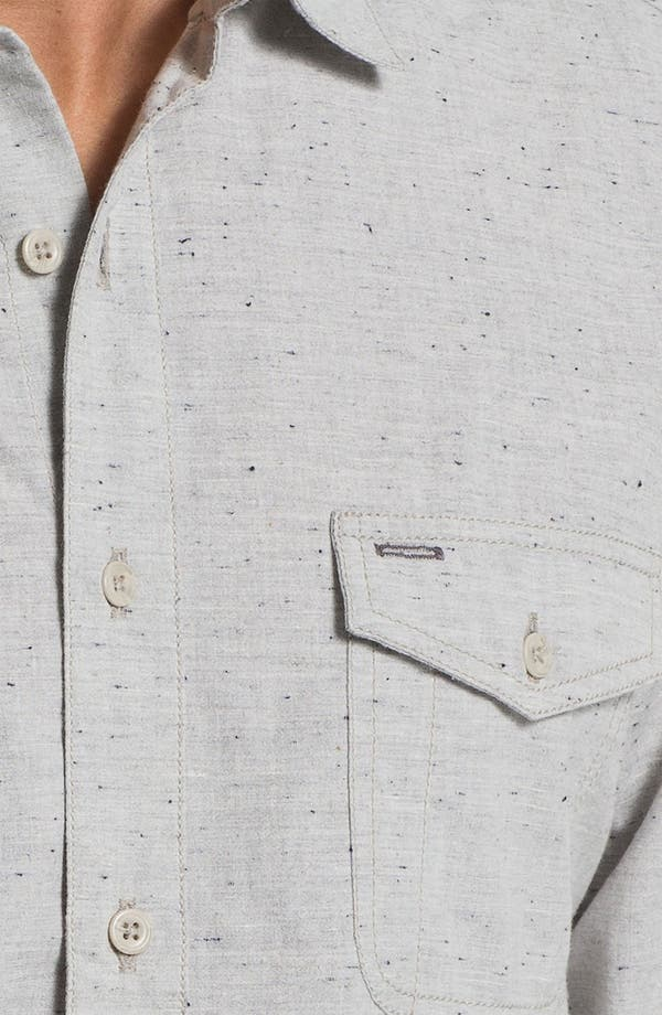 Alternate Image 3  - 1901 Nep Cotton Woven Shirt