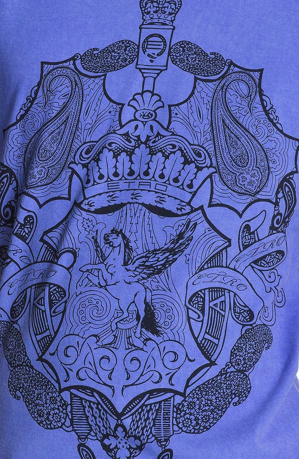 Alternate Image 3  - Etro 'Stampata' Graphic T-Shirt