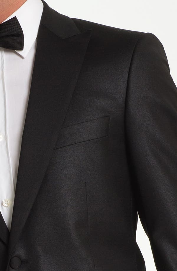 Alternate Image 2  - Versace Collection City Fit Tuxedo (Online Only)