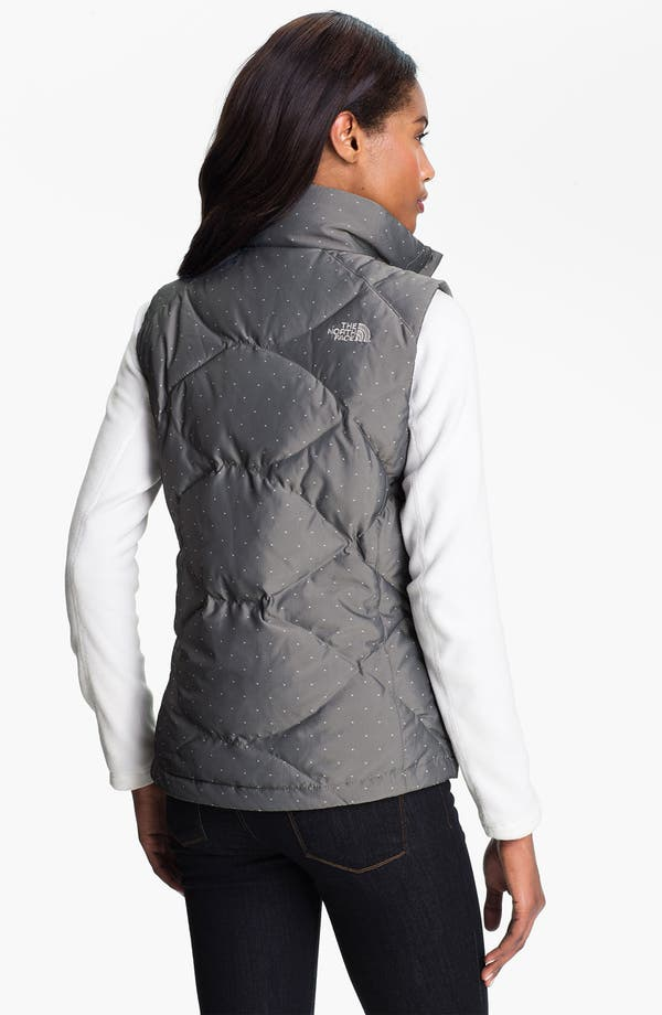 Alternate Image 2  - The North Face 'Aconcagua' Dot Pattern Down Vest