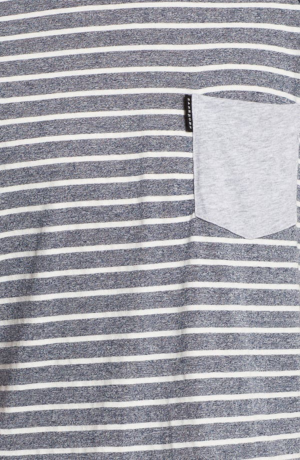 Alternate Image 3  - ZANEROBE 'Duke' Stripe Scoop Neck T-Shirt