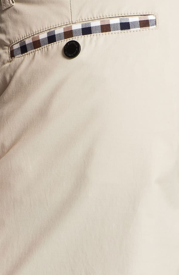 Alternate Image 3  - Aquascutum Golf 'Mash' Golf Shorts (Online Only)
