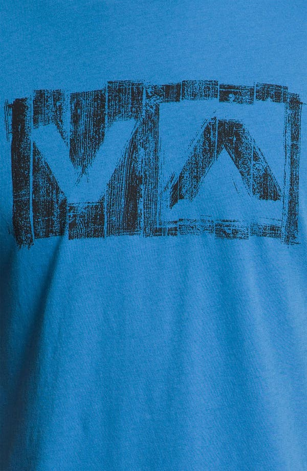 Alternate Image 3  - RVCA 'Boardwalk' Vintage Wash T-Shirt