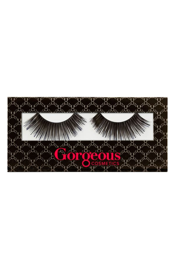 Alternate Image 1 Selected - Gorgeous Cosmetics 'Cabaret Dancer' Faux Lashes