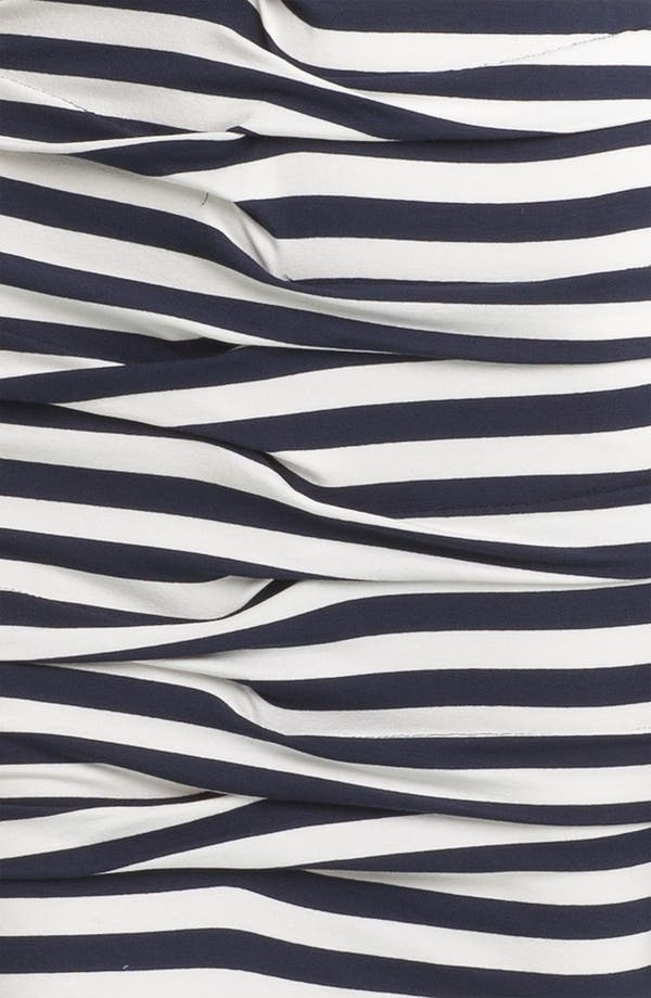 Alternate Image 3  - Nicole Miller Stripe Jersey Sheath Dress