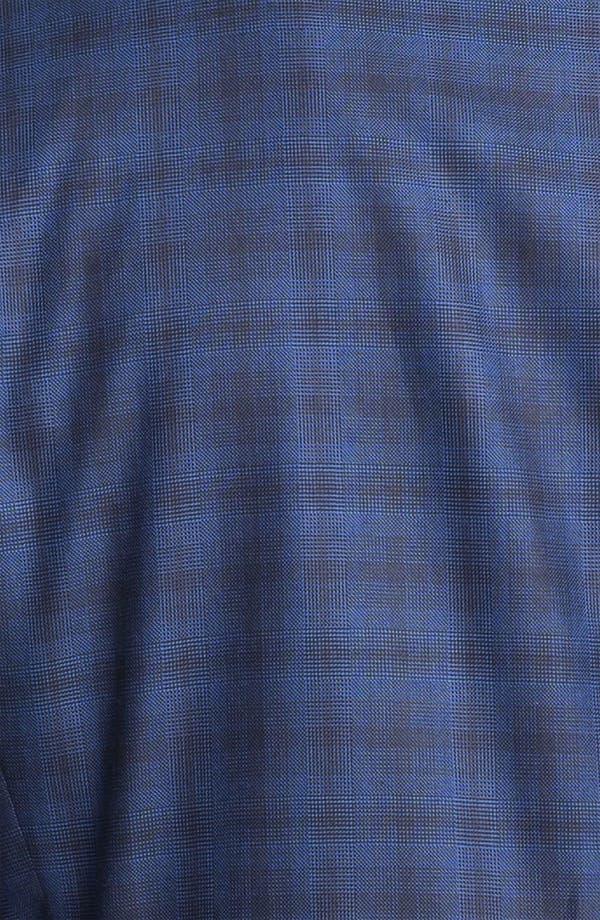 Alternate Image 3  - HUGO 'Amares' Trim Fit Plaid Sportcoat