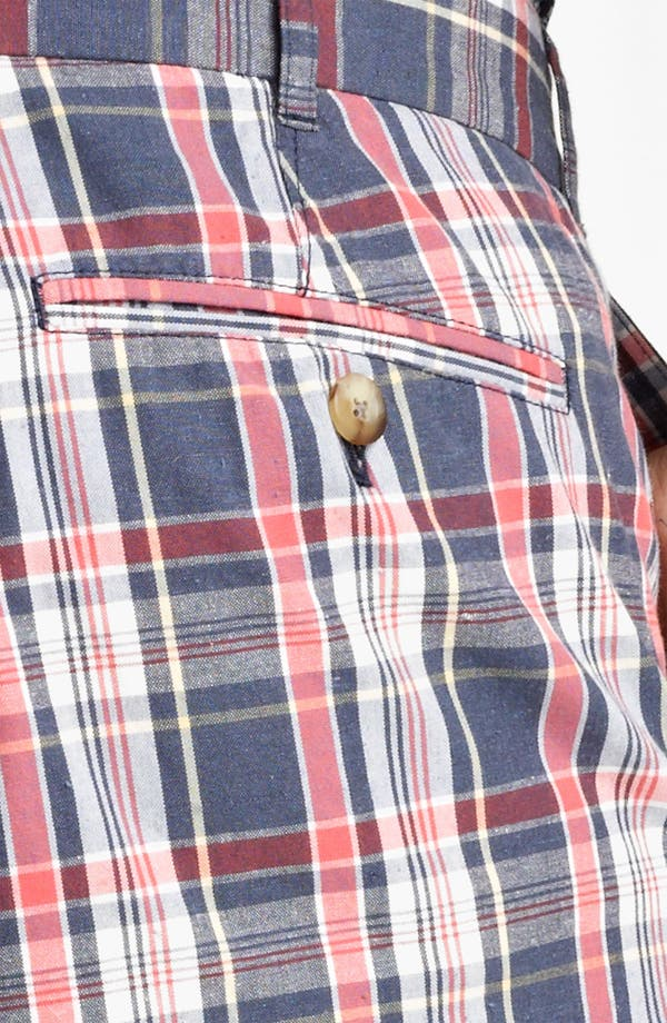 Alternate Image 3  - Jack Spade 'Sharpe' Plaid Shorts