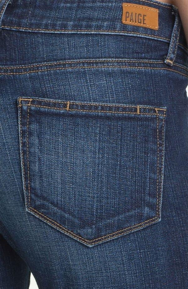 Alternate Image 3  - Paige Denim 'Verdugo' Stretch Skinny Jeans (Decker)