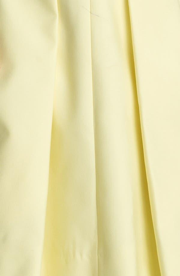 Alternate Image 3  - Victoria, Victoria Beckham 'Dry Scrunch' Zip Front Dress