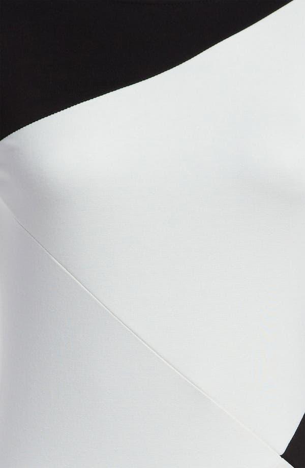 Alternate Image 3  - LMK Body-Con Dress